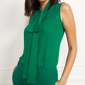 New small green blouse